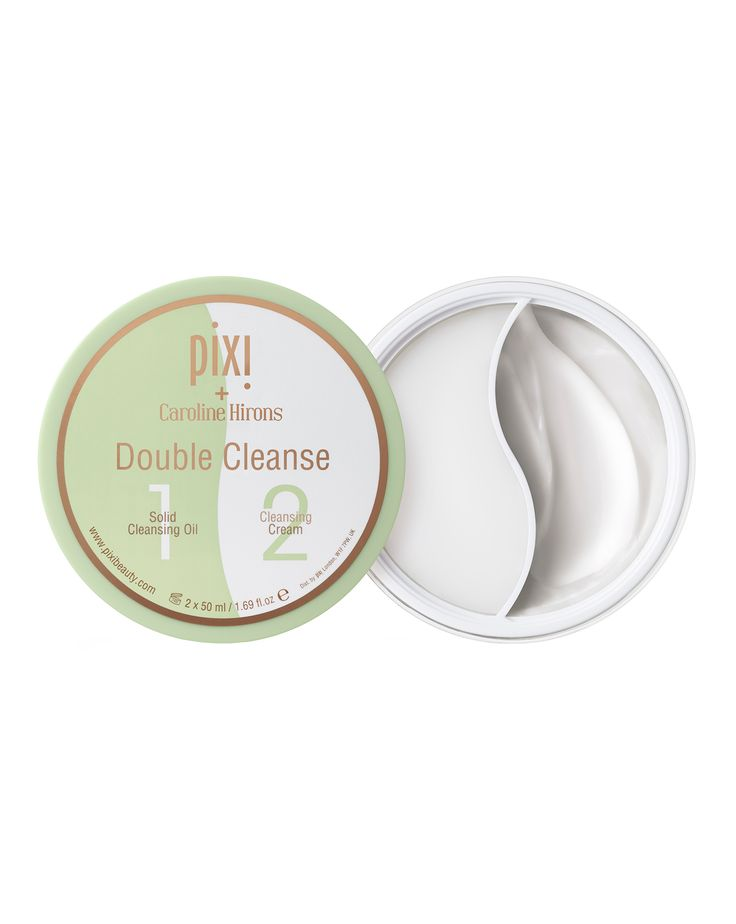 Pixi | Pixi + Caroline Hirons Double Cleanse | Cult Beauty