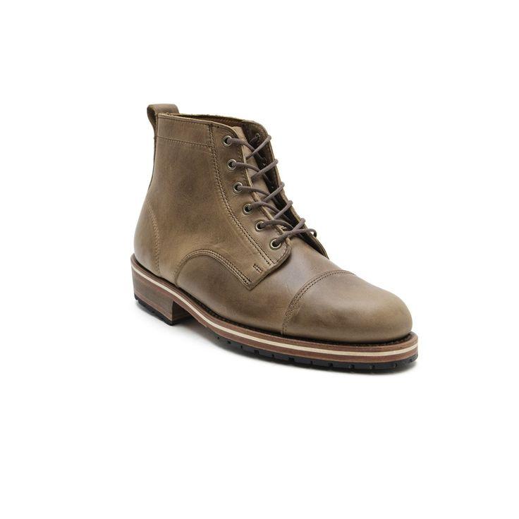 Railroad Blucher Boot Singel Right  - HELM Boots