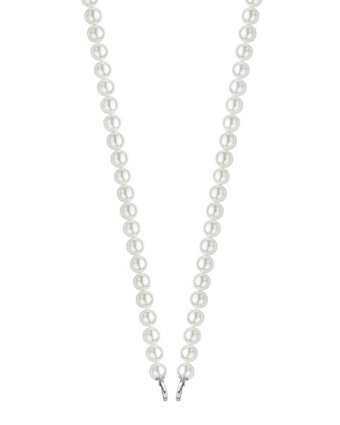 Ti Sento 3752 White Pearl 18.9 In. Necklace Available at: www.always-forever.com