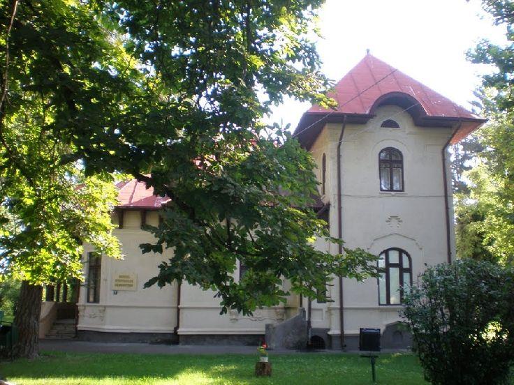 Muzeul scriitorilor targovisteni