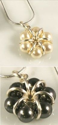 Tutorial : Leftover Chain Maille Rings by Lauren Andersen ( 3 pdf tutorials to…