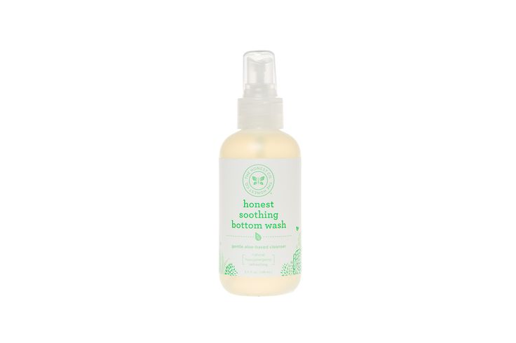 Soothing Bottom Wash | Gentle Aloe-Based Cleanser | The Honest Company
