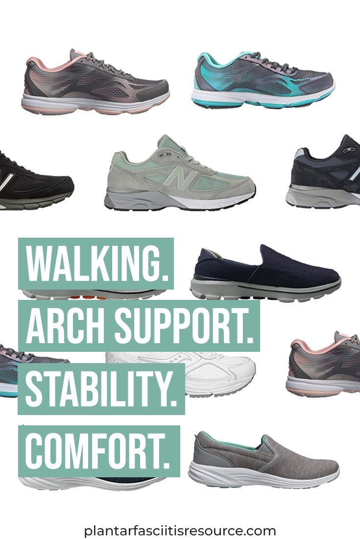 best shoes for support and stability