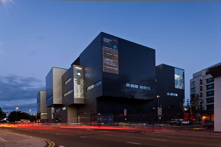 University Square Stratford- LOndon,UK- AWW