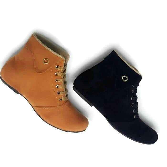 Adriana Sepatu Boots Korean Style Price 72 500 Size 37 40