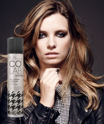 COLAB™ dry shampoo London I SHEER INVISIBLE + EXTREME VOLUME I Available at Superdrug, Feel Unique & Beauty Mart (UK) Penneys (Ireland) London Drugs, Lawtons Drugs & Pharmasave (Canada) Jean Coutu, select Uniprix, Brunet & Familiprix (Quebec) www.colab-hair.com #Hair #Beauty #ColabHairConvert