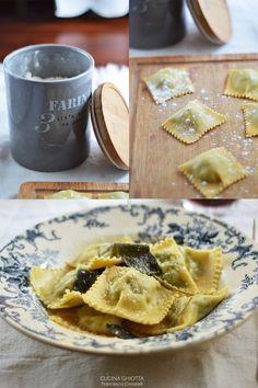 Ravioli ricotta e spinaci: il gusto della semplicità - Pane Vino E Zucchero