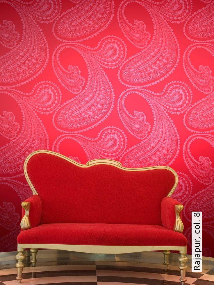 Die besten 25+ Paisley tapete Ideen auf Pinterest Moderne - tapete für die küche