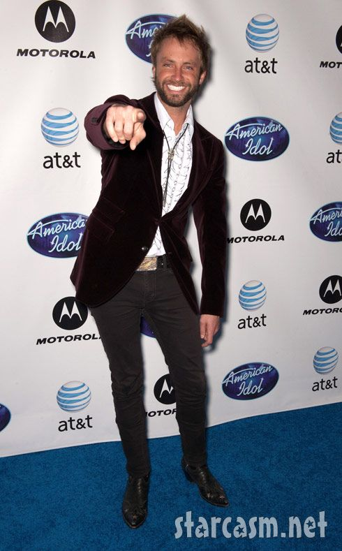 Paul McDonald from American Idol/  The Grand Magnolias