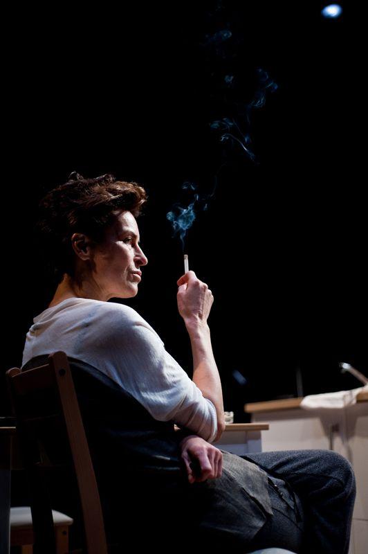 "Danuta Stenka w spektaklu ""Koncert życzeń"", reż. Yana Ross. / fot. Klaudyna Schubert"