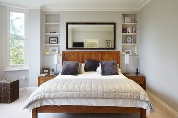 Crescent Road, Kingston upon Thames, Surrey traditional-bedroom