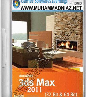 3D Studio MAX 2011 Cover