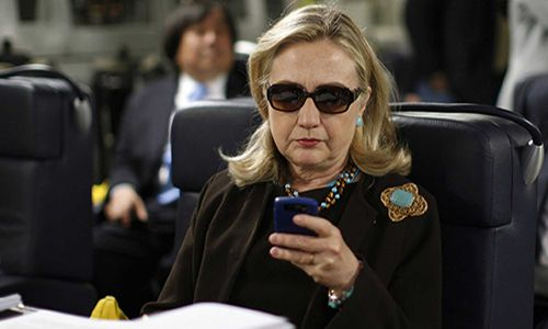 Hillary secretly gave the nod to plan to publish Congress members' private emails