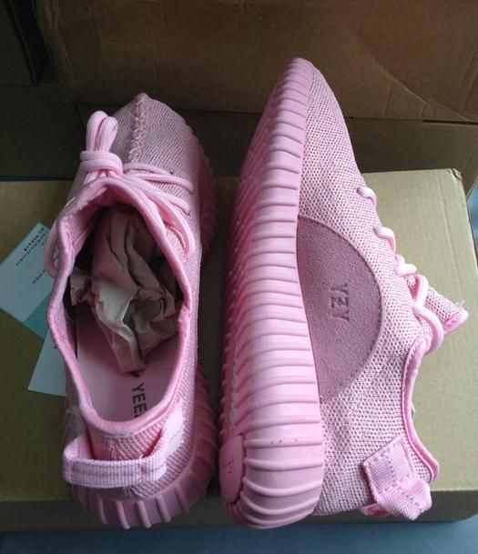 27 Best Pink Yeezy 350 Boost Images On Pinterest