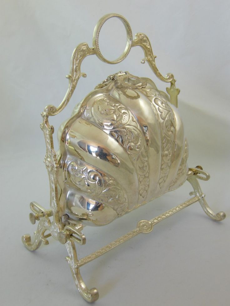 Fabric Plate Warmer ~ Best images about decorating with old silverplate on