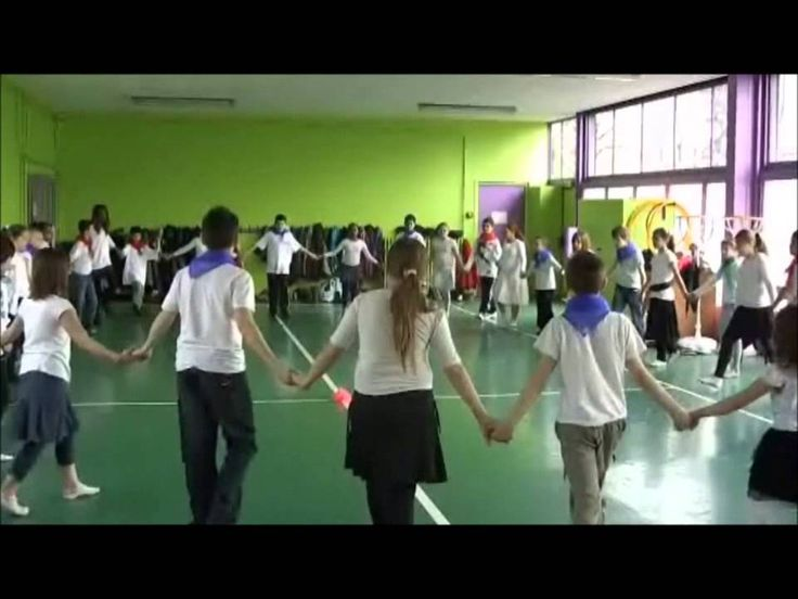 Dancing is considered to be a main part of folklore.  This video is a great way to teach what dancing looks like in France.  Have your class learn some new moves with learning French dances.