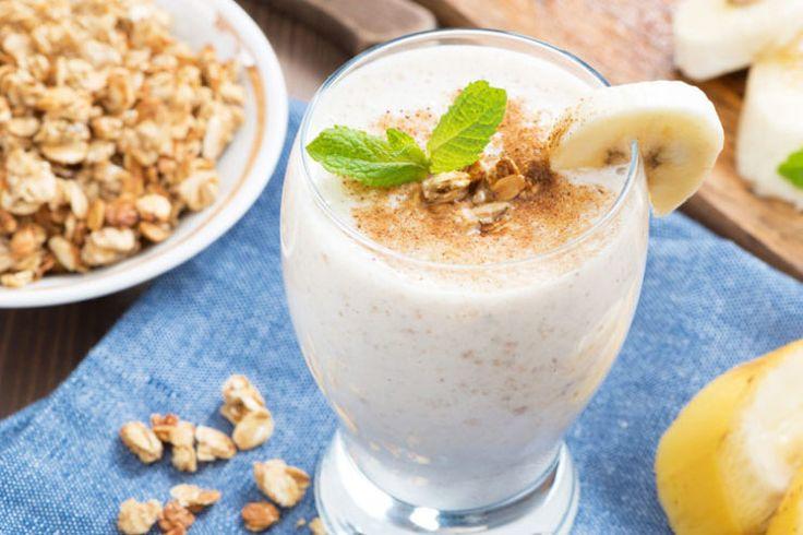 Овсяный смузи: фруктовые и ягодные рецепты полезного завтрака