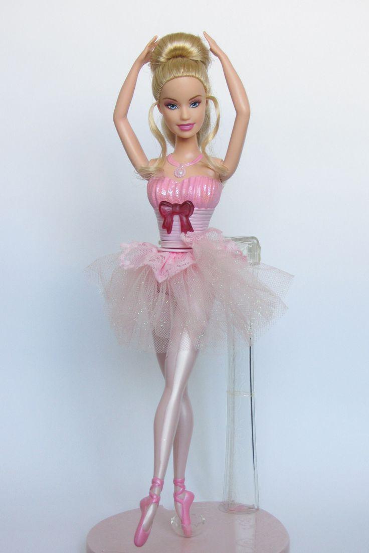 1000 ideas about ballerina barbie on pinterest barbie - Barbie ballerine ...