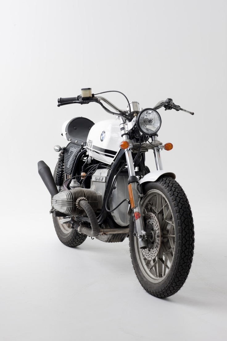 """BMW R100 """"TRACKER"""" by Fuel Motorcycles"""