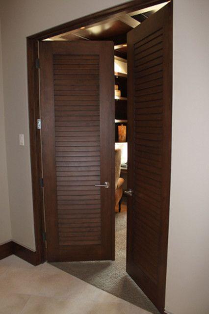 Межкомнатные двери в интерьере современной квартиры