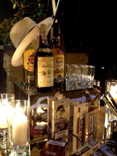 Angolo rum e sigari di Sogni Realtà Wedding Planner   Foto 11