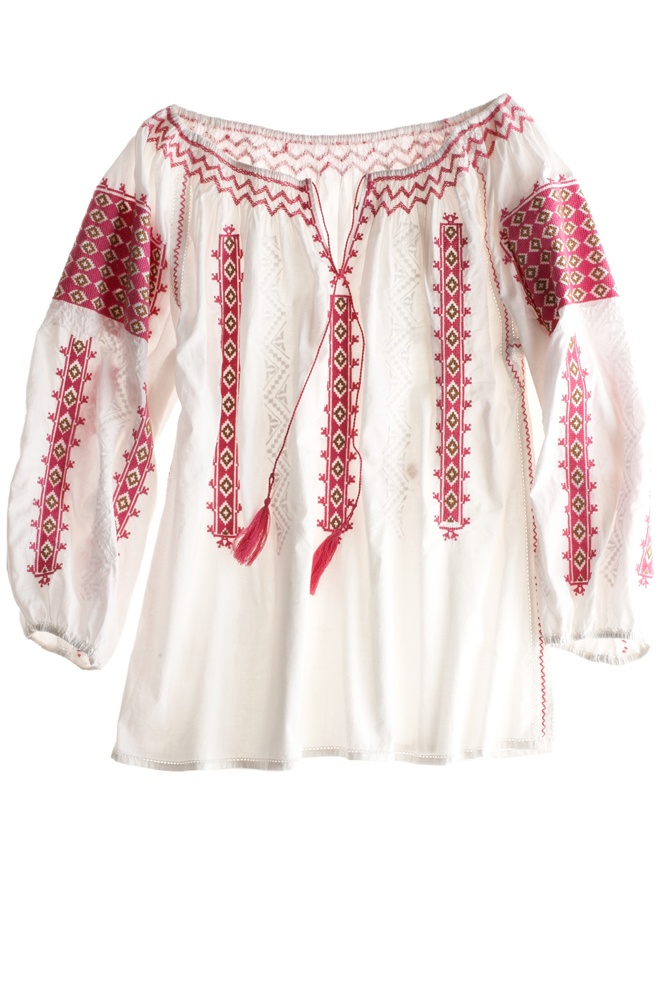 Romanian shirt - Calypso St. Barth