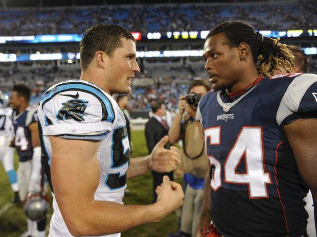 New England Patriots vs. Carolina Panthers Preseason Gameday: Live stream, TV…