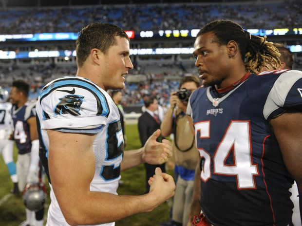 New England Patriots vs. Carolina Panthers Preseason Gameday: Live stream, TV…