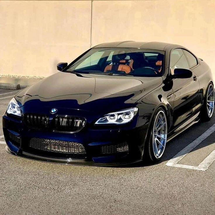 Bmw F13 M6 Black Cars With Images Bmw M6 Bmw 650i Bmw 6 Series