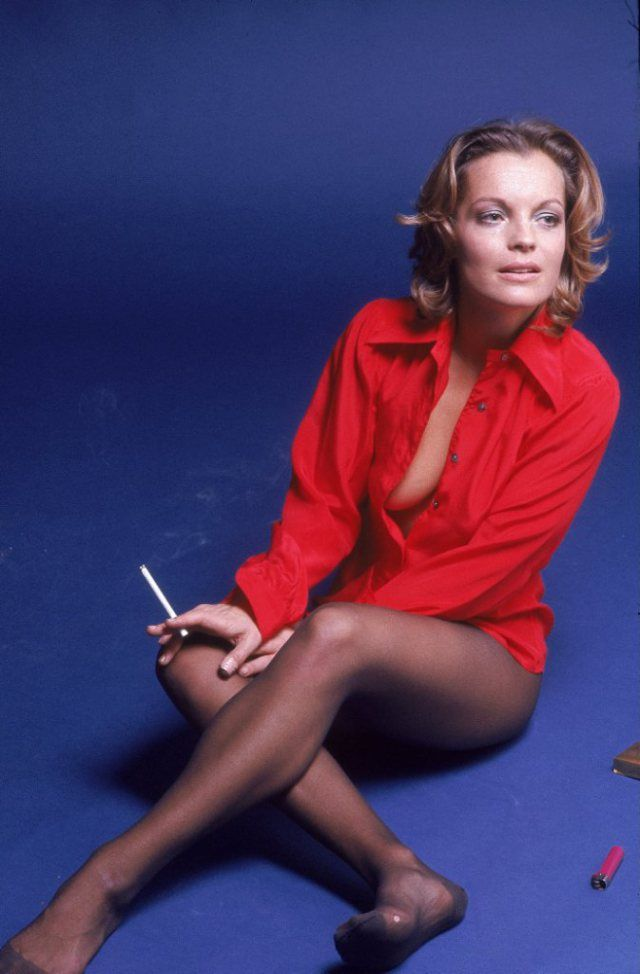 romy schneider as seen by eva sereny romy schneider and