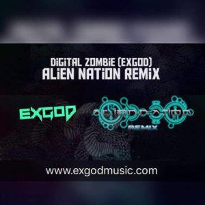 Nuevo Remix de Digital Zombie por ALIEN:NATION