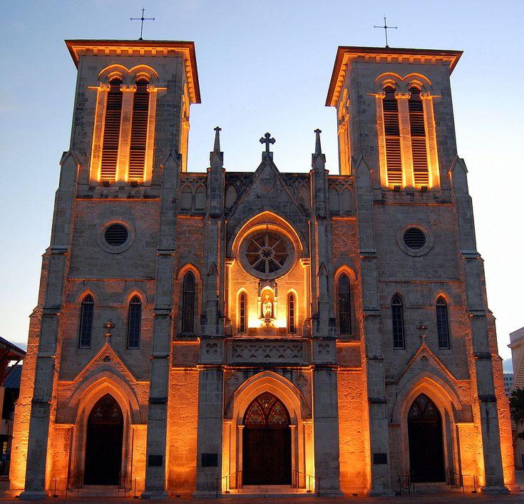 Cathedral of San Fernando - San Antonio, TX