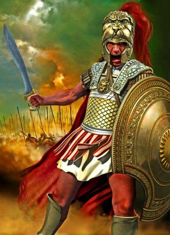 Pin De Ancient History Em Warriors Alexandre O Grande Historia