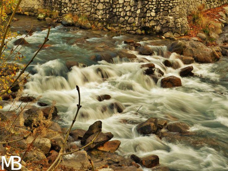 Nascita del fiume Oglio, a Ponte di Legno - Birth of the river Oglio in Ponte di Legno