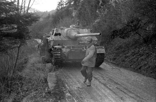 01 WolfenkriegerによるJagdpanzer IV 70 Aのキャプチャ