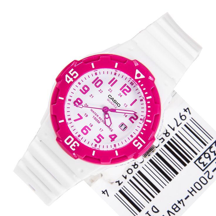 A-Watches.com - Casio Ladies Watch LRW-200H-4BVDF, $28.00 (http://www.a-watches.com/lrw-200h-4bvdf/)