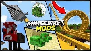 10 BEST Minecraft Mods For Minecraft (Top 10 Minecraft Mods)