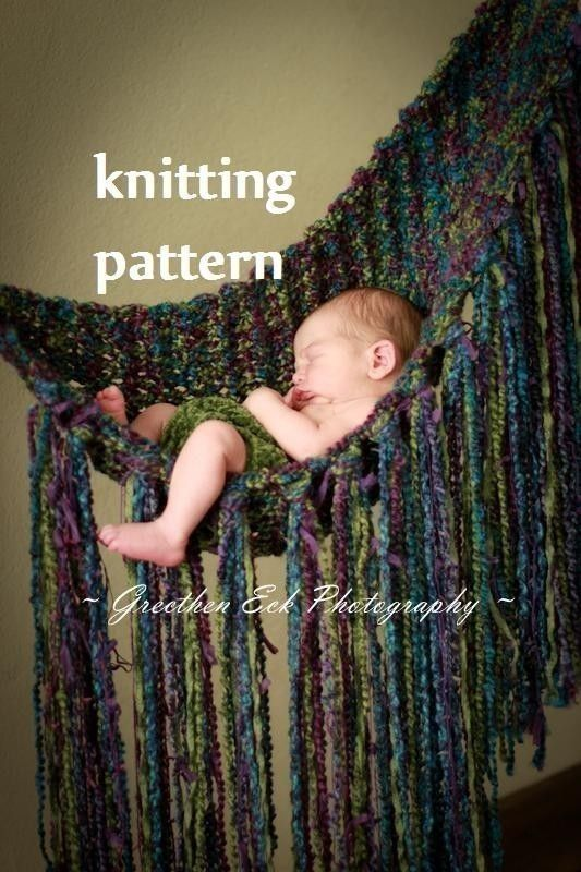Knitted Hammock