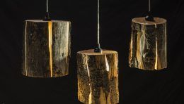 Recycled Interiors Podcast 013: Duncan Meerding & his Cracked Log Lamps