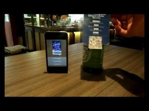 HARRY's Bottle Message - Cheil Singapore