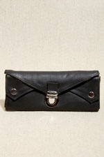 black purse  #uostyle