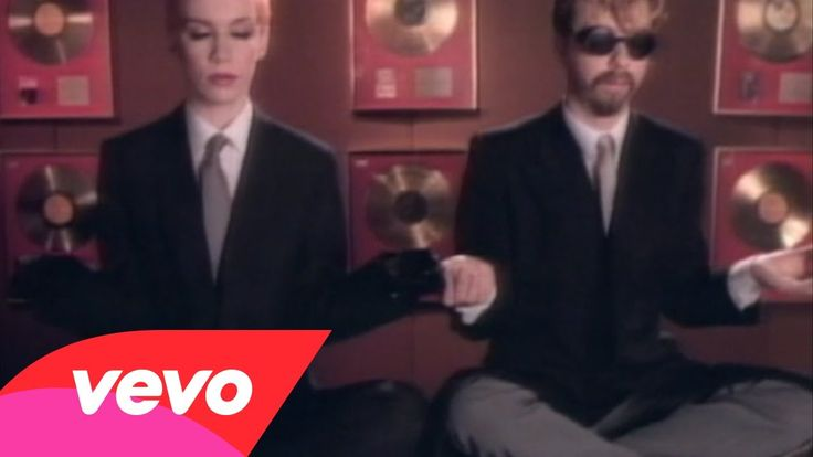 Eurythmics - Sweet Dreams (Are Made Of This)  (1983)
