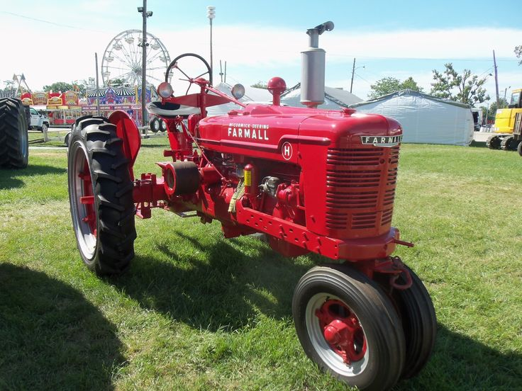 Farmall h tractor serial numbers