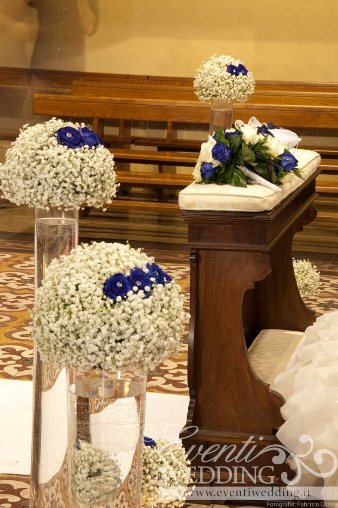 Particolari chiesa e bouquet