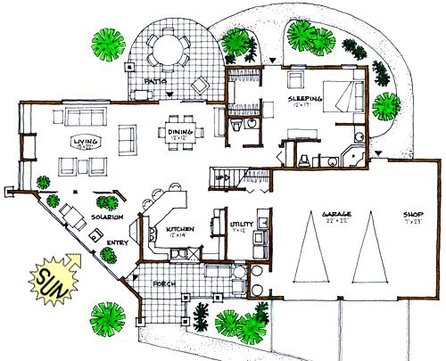 passive solar on pinterest house plans home design and bedrooms