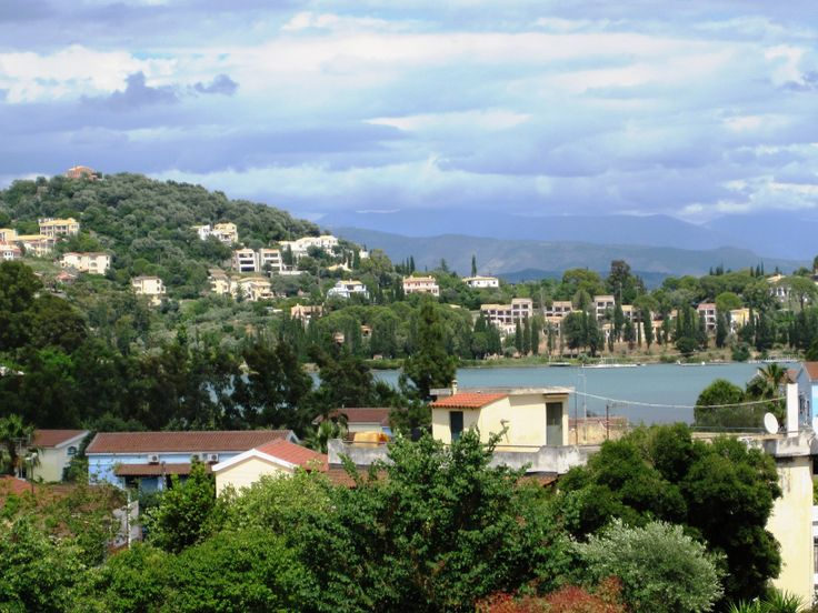Gouvia, Corfu May 2013