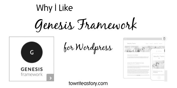 Why I Like Genesis Framework for Wordpress - Valerie Comer