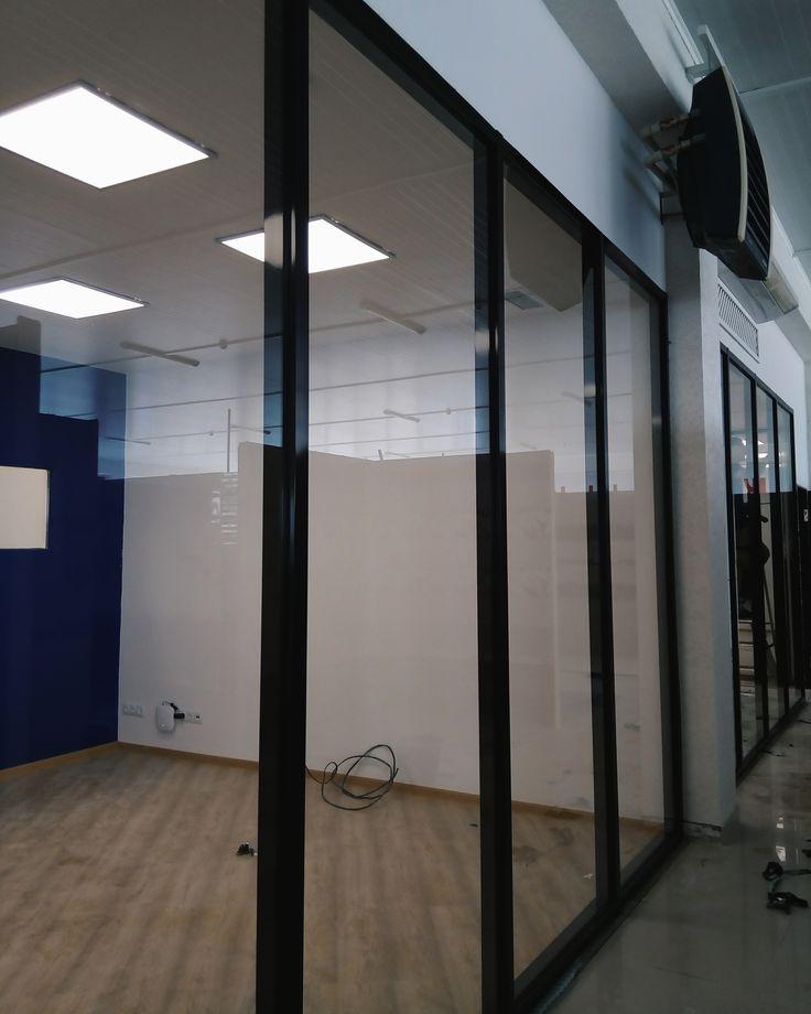 #GbodaDesignLive  Обожаем наблюдать, как один и тот же ракурс меняется со временем. #авторскийнадзор #дизайнинтерьера #дизайнинтерьеракмв #дизайнинтерьерапятигорск #дизайнпятигорск #дизайнкмв  #Gboda #GbodaDesign #дизайн #design #дизайнер #designer #офис #office #Руссплит #RUSSPLIT