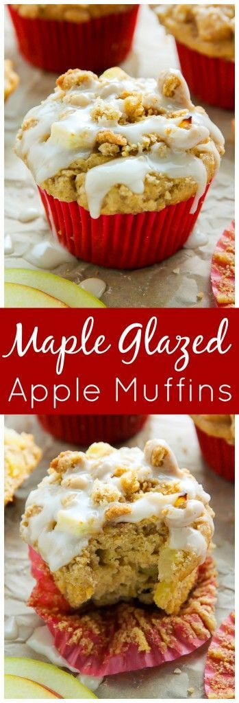 Brown Butter, Apple, And Carrot Muffins Recipe — Dishmaps
