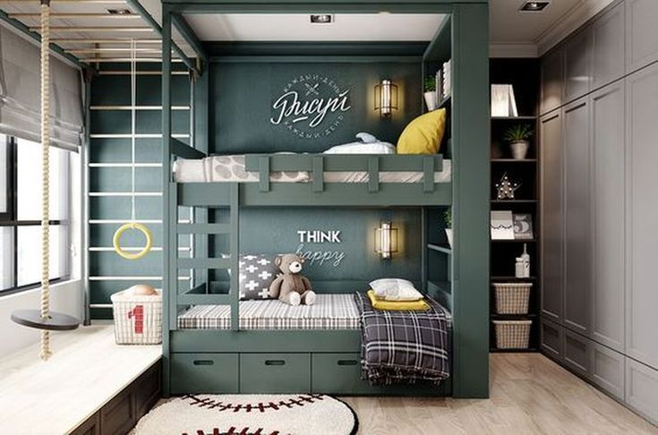 Beds For Children S Rooms